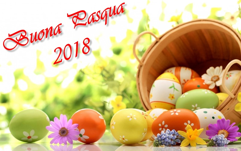 NSC – Non Solo Carrelli vi augura Buona Pasqua!